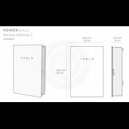 Tesla PowerWall 2 gateway