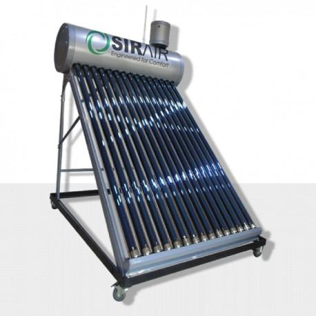 100L Sirair Solar Geyser Solar Water Heating System – Low pressure – SABS Approved